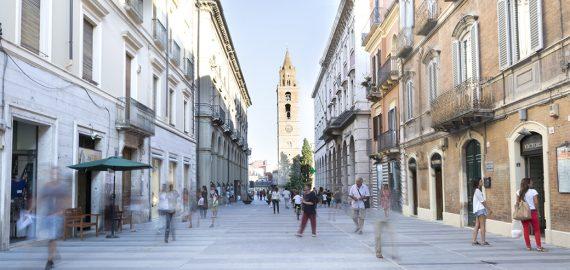 Teramo Corso San Giorgio