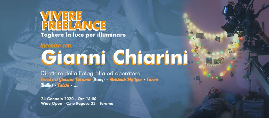 direttore della fotografia Gianni Chiarini