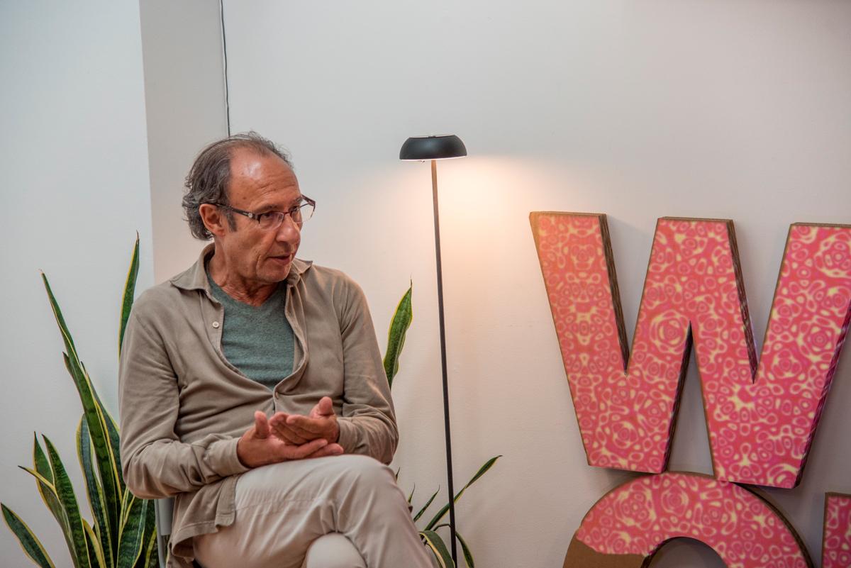 Antonio Paolini critico enogastronomia Wide open coworking