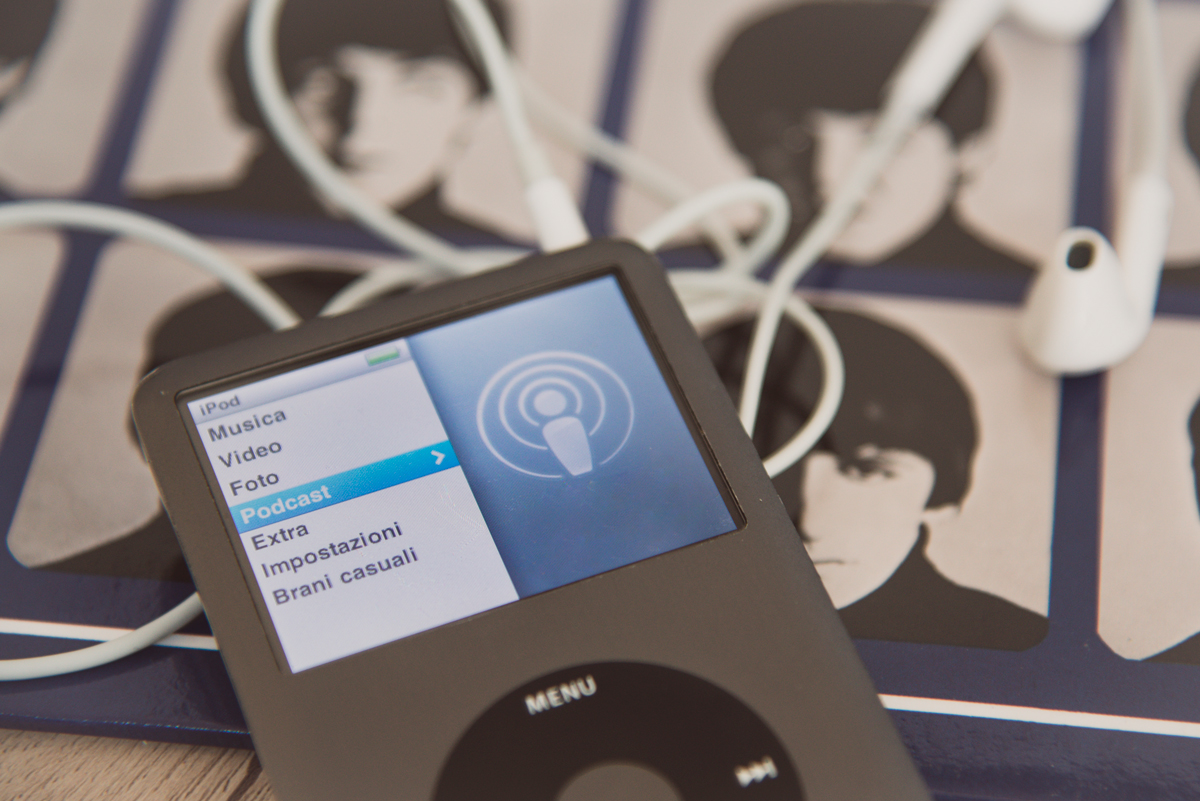 ipod Beatles Podcast Wide Open Coworking