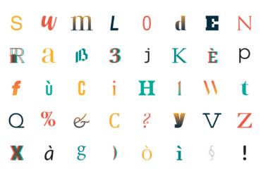 Cos'è il Visual Design. Forme, lettere, colori
